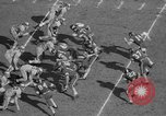 Image of Army versus Rice football Houston Texas USA, 1958, second 19 stock footage video 65675071117