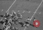 Image of Army versus Rice football Houston Texas USA, 1958, second 20 stock footage video 65675071117