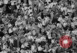 Image of Army versus Rice football Houston Texas USA, 1958, second 27 stock footage video 65675071117