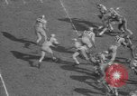 Image of Army versus Rice football Houston Texas USA, 1958, second 36 stock footage video 65675071117