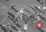 Image of Army versus Rice football Houston Texas USA, 1958, second 62 stock footage video 65675071117