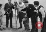 Image of First liquid fueled rocket Staten Island New York USA, 1933, second 39 stock footage video 65675071118