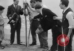Image of First liquid fueled rocket Staten Island New York USA, 1933, second 40 stock footage video 65675071118