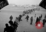 Image of Two USAF C-124 Globemaster aircraft at Orly field in France Paris France, 1952, second 16 stock footage video 65675071122