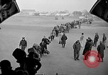 Image of Two USAF C-124 Globemaster aircraft at Orly field in France Paris France, 1952, second 17 stock footage video 65675071122