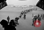 Image of Two USAF C-124 Globemaster aircraft at Orly field in France Paris France, 1952, second 18 stock footage video 65675071122