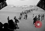 Image of Two USAF C-124 Globemaster aircraft at Orly field in France Paris France, 1952, second 19 stock footage video 65675071122