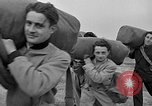 Image of Two USAF C-124 Globemaster aircraft at Orly field in France Paris France, 1952, second 27 stock footage video 65675071122