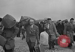Image of Two USAF C-124 Globemaster aircraft at Orly field in France Paris France, 1952, second 43 stock footage video 65675071122