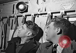 Image of American Air Force transports French paratroopers to Indochina Indochina, 1952, second 32 stock footage video 65675071123