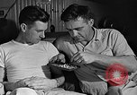 Image of American Air Force transports French paratroopers to Indochina Indochina, 1952, second 56 stock footage video 65675071123