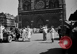 Image of Allied soldiers Paris France, 1944, second 21 stock footage video 65675071134