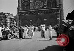 Image of Allied soldiers Paris France, 1944, second 25 stock footage video 65675071134