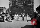 Image of Allied soldiers Paris France, 1944, second 27 stock footage video 65675071134