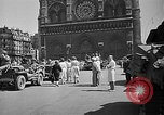 Image of Allied soldiers Paris France, 1944, second 28 stock footage video 65675071134