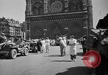 Image of Allied soldiers Paris France, 1944, second 30 stock footage video 65675071134