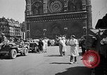 Image of Allied soldiers Paris France, 1944, second 31 stock footage video 65675071134