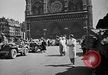 Image of Allied soldiers Paris France, 1944, second 32 stock footage video 65675071134