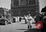 Image of Allied soldiers Paris France, 1944, second 33 stock footage video 65675071134