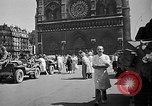Image of Allied soldiers Paris France, 1944, second 34 stock footage video 65675071134
