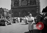 Image of Allied soldiers Paris France, 1944, second 35 stock footage video 65675071134