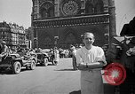 Image of Allied soldiers Paris France, 1944, second 37 stock footage video 65675071134