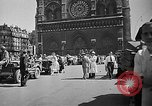 Image of Allied soldiers Paris France, 1944, second 39 stock footage video 65675071134