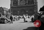 Image of Allied soldiers Paris France, 1944, second 40 stock footage video 65675071134