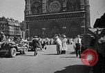 Image of Allied soldiers Paris France, 1944, second 41 stock footage video 65675071134