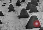 Image of American forces penetrate the Siegfried line Germany, 1944, second 12 stock footage video 65675071146