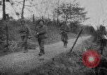 Image of Allied troops France, 1944, second 8 stock footage video 65675071147