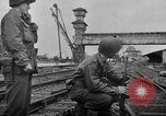 Image of Allied troops France, 1944, second 23 stock footage video 65675071147