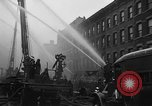 Image of Lee Brothers Warehouse fire New York City New York City USA, 1945, second 18 stock footage video 65675071148
