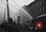 Image of Lee Brothers Warehouse fire New York City New York City USA, 1945, second 19 stock footage video 65675071148