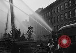 Image of Lee Brothers Warehouse fire New York City New York City USA, 1945, second 20 stock footage video 65675071148