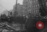 Image of Lee Brothers Warehouse fire New York City New York City USA, 1945, second 32 stock footage video 65675071148