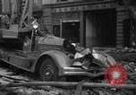 Image of Lee Brothers Warehouse fire New York City New York City USA, 1945, second 36 stock footage video 65675071148