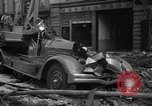 Image of Lee Brothers Warehouse fire New York City New York City USA, 1945, second 37 stock footage video 65675071148