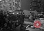 Image of Lee Brothers Warehouse fire New York City New York City USA, 1945, second 49 stock footage video 65675071148