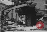 Image of US Soldiers examine damaged US M4 and German Panther tank Sterpigny Belgium, 1945, second 29 stock footage video 65675071156