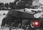 Image of 3rd Armored Division Sterpigny Belgium, 1945, second 57 stock footage video 65675071157