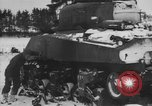 Image of 3rd Armored Division Sterpigny Belgium, 1945, second 58 stock footage video 65675071157