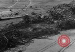 Image of Hindenburg crash New Jersey United States USA, 1937, second 25 stock footage video 65675071175