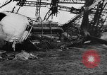 Image of Hindenburg crash New Jersey United States USA, 1937, second 42 stock footage video 65675071175