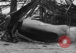 Image of Hindenburg crash New Jersey United States USA, 1937, second 43 stock footage video 65675071175