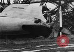 Image of Hindenburg crash New Jersey United States USA, 1937, second 47 stock footage video 65675071175