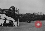 Image of Hindenburg crash New Jersey United States USA, 1937, second 49 stock footage video 65675071175