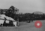 Image of Hindenburg crash New Jersey United States USA, 1937, second 50 stock footage video 65675071175