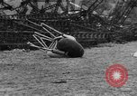 Image of Hindenburg crash New Jersey United States USA, 1937, second 55 stock footage video 65675071175