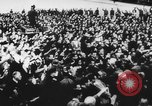 Image of German and Hungarian troops joining forces Ukraine, 1941, second 15 stock footage video 65675071183
